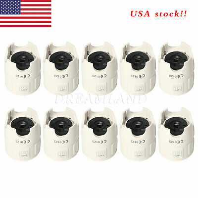10x Ultrasonic Scaler Piezo Tips Torque Wrench fit EMS DTE SATELEC NSK