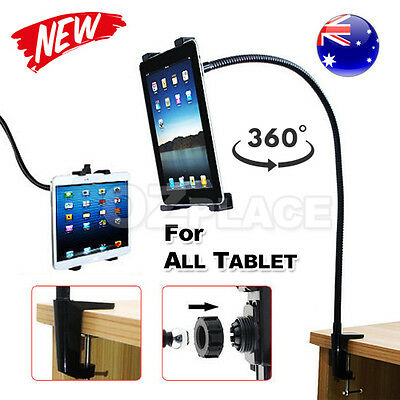 Premium New 360 Rotating Bed Tablet Mount Stand Holder For Apple iPad 4 Air Mini