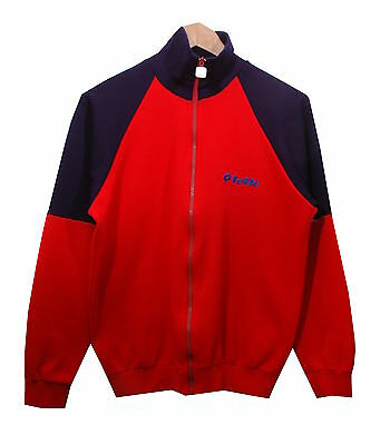 Lotto Giacchino Tracktop 80's Casual Vintage Tg 46   A170