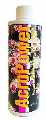 TLF ACROPOWER 250ml 500ml, AMINO ACIDS SPS CORAL REEF, FISH