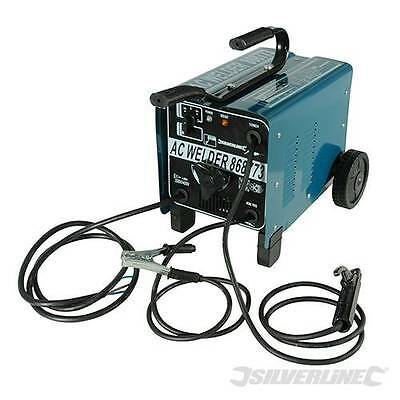 Silverline 250A MMA/TIG Arc Welder (868773)
