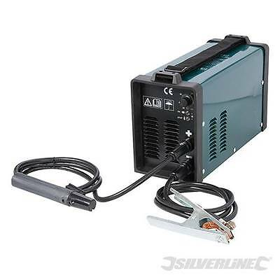Silverline 200A MMA / TIG Inverter Arc Welder Kit (103597)