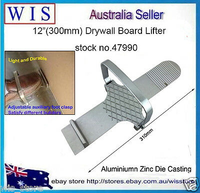 300mm Door & Board Foot Lifter,Drywall Plaster Sheet Operated Fitting Tool-47990