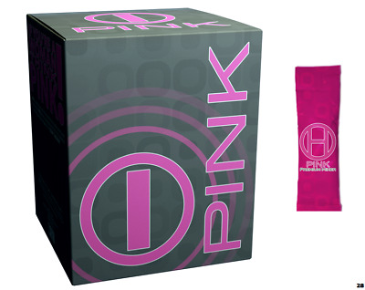 BHIP PINK for Women Energy Drink Improves Fitness, Mental Health & Weight Loss