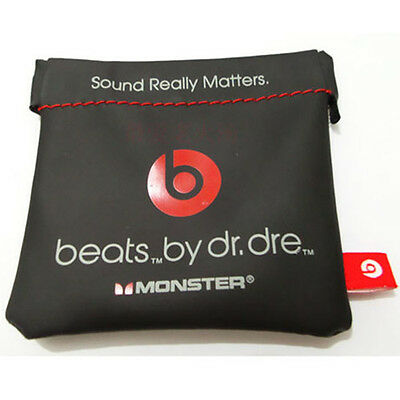 Earphone Earbud Carry Case Pouch For Beats Dr.Dre/Monster Tour/Urbeat/PowerBeat