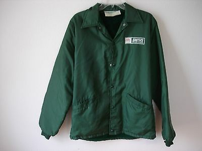 "Vintage 1970's Smith's Transfer Hallmark of Service ""One Shell of a Jacket"""