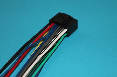 WIRE HARNESS FOR Kenwood Ddx-370 Ddx370 *pay Today Ships