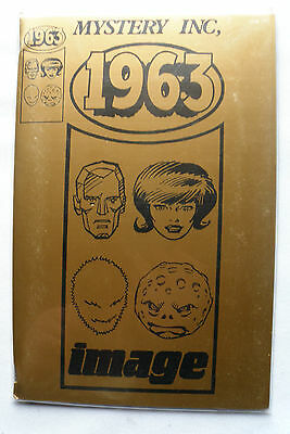 Mystery Inc. 1963 Image limited Gold Edition ungelesen      C1129E