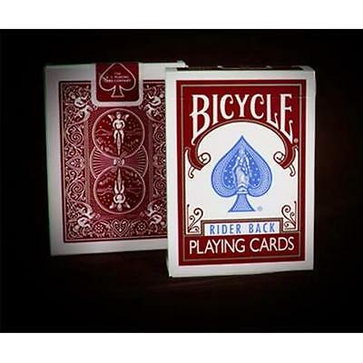 Bicycle Rider Back Playing Cards Poker (Red)