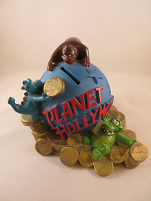 Planet Hollywood Coin Bank