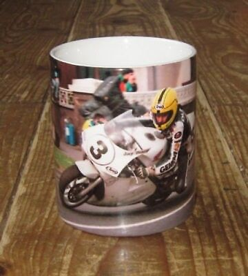 Joey Dunlop Isle of Man TT Legend MUG