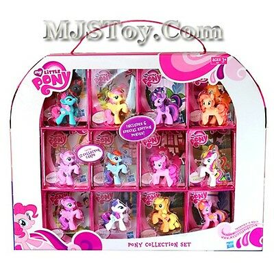 MY LITTLE PONY  G4 12 Pack Pony Collection Set