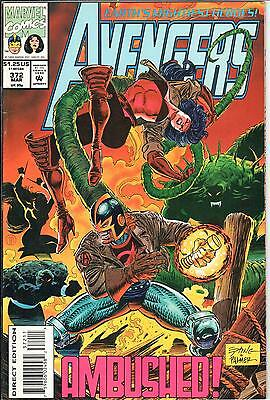 The Avengers (1963 Series) #372 March 1994 Marvel VF- 7.5