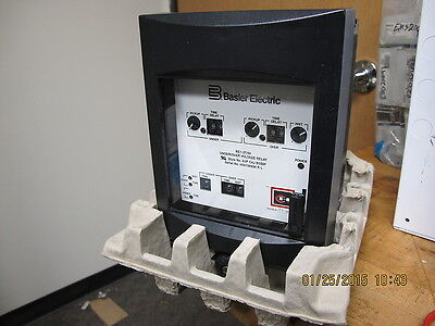 Basler Electric Be1-27/59 Solid State Time Overcurrent Relay A3Fc4Jb3Sof New