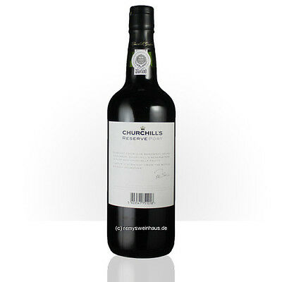 (1L=€36.67) Churchill's Reserve Port, 1er Pack (1 x 750 ml)