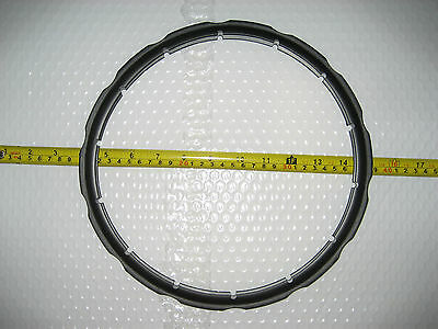 TEFAL genuine gasket for presure cooker clipso seriers, 8 and 10 liter. parts nu