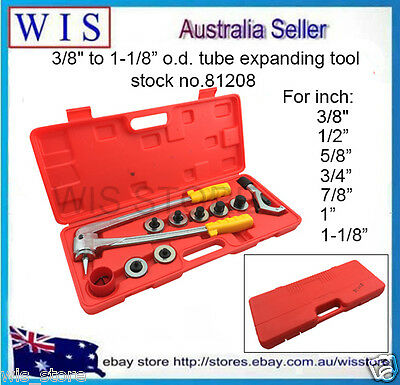 Lever Tube Expander Tool Kit for Air Condition Plumbing Refrigeration-81208