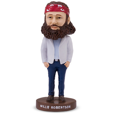 Duck Commander Bobble-Head- Willie