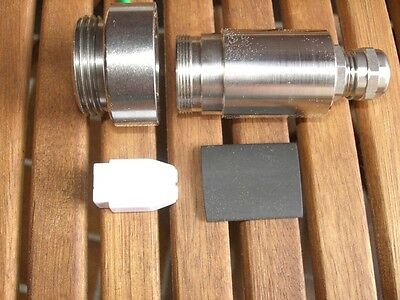 Rota Diving Spotlight UVC Mounting kit Stainless steel fitting TYPE C Spare part