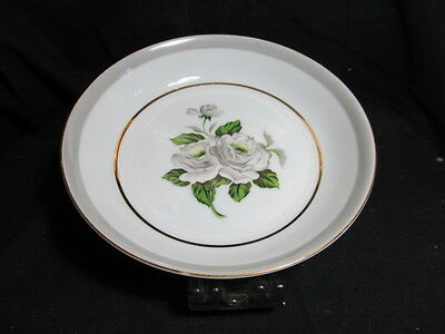 """Gold China of Japan First Love Set of 4 (four) 7 3/4"""" Soup Bowls VGUC"""