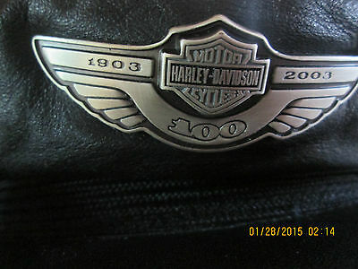 HARLEY DAVIDSON 100TH ANNIVERSARY Men's  Caps