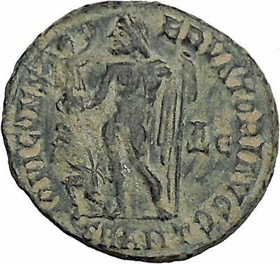 Licinius I Constantine The Great enemy 321AD Ancient Roman Coin Jupiter i46804