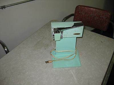 Vintage Sunbeam Electric Can Opener   Collectables  Nastalgia