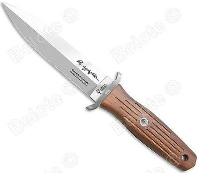 """BOKER Applegate Commemorative Limited Rosewood Boot Knife 9"""" With Sheath, 120446"""