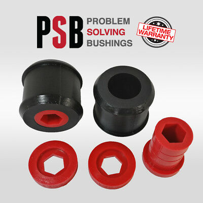 Mini Cooper 00 15 Front Lower Control Arm Wishbone Poly Bushing Kit