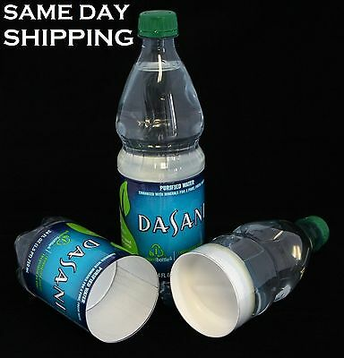 Stash can Dasani Water Bottle Safe Can Secret Container Hidden Diversion Stash