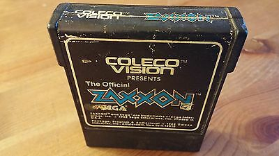 Zaxxon (Colecovision, 1982) - Tested - Fast Shipping in US!!