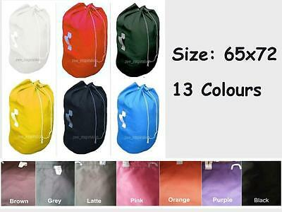 6 x Heavy Duty Commercial Laundry Bag ( Large size 65*72 )