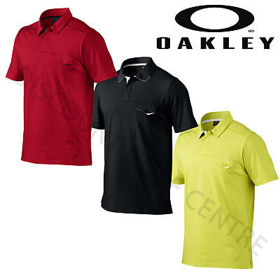 Oakley Mens Ellis Golf Polo Shirt - 432630