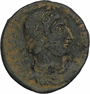 CONSTANTINE I the GREAT 330AD Ancient Roman Coin Legions Glory of army  i45842