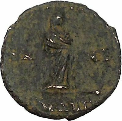 CONSTANTINE I the GREAT Cult  Ancient Roman Coin Christian Deification  i45856