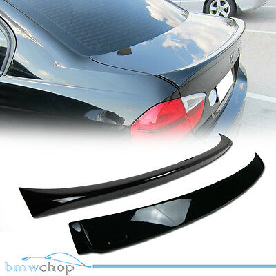 Painted BMW E90 4D Sedan A Type Roof + OE Boot Trunk Spoiler ◎