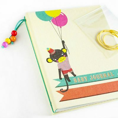 Baby Journal LITTLE CIRCUS - Die Neuauflage des Babytagebuches - Made in Berlin