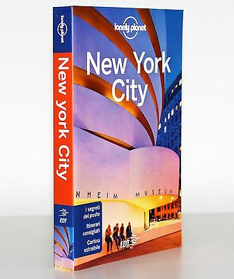 New York City [Con Carta Estraibile] Guida Turistica [Ultima Ediz] Lonely Planet