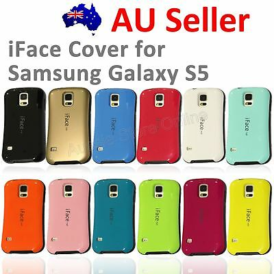 iFace Heavy Duty Shockproof Anti Shock Slim Case Cover for Samsung Galaxy S5