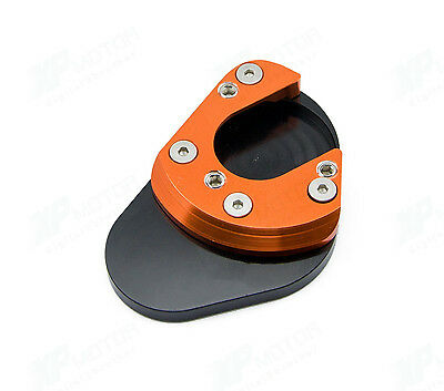 for KTM 950 990 Adventure S R Supermoto R T Sidestand Kick Stand Extension Pad