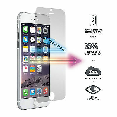 New Tempered Glass for Apple iPhone 6 Plus Film Screen Protector 100% Genuine
