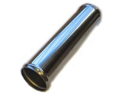 """Aluminium Alloy Intake Induction Pipe Joiner 76mm 3"""" Inch 300mm / 12"""" long"""