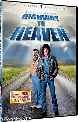 Highway to Heaven - The Complete First Season (5-Disc DVD Set) Michael Landon