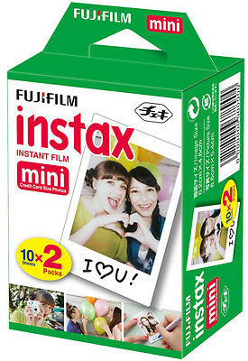 Fuji Fujifilm Plain Film Instax Mini 7 7s 8  25 50s 50i 90 SP1