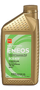 ENEOS ECO-ATF Automatic Transmission Fluid - 947ml (1 Quart)