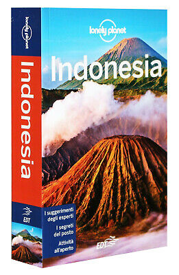 Indonesia Guida Turistica [Lonely Planet] [Ultima Edizione] Edt