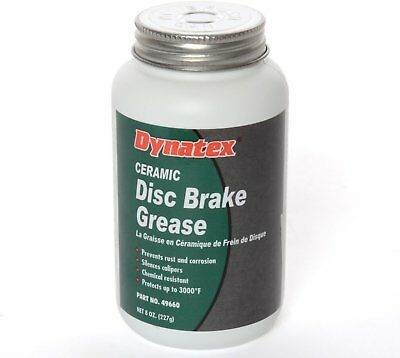 Dynatex Ceramic Brake & Caliper Lube Automatic Trigger Can w/Brush 6.75 Oz 49660