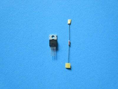 1PCS IRLB3034 IRLB3034PBF MOSFET with 1PCS 15K RESISTOR for Box Mods