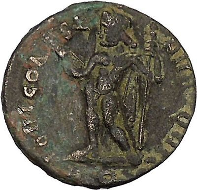 Licinius I Constantine The Great enemy RARE Ancient Roman Coin Jupiter i46890