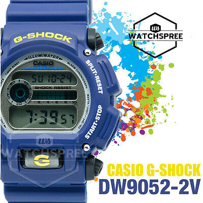Casio G-Shock Sports Men's Watch DW9052-2V